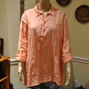 Eileen Fisher tunic euc size M